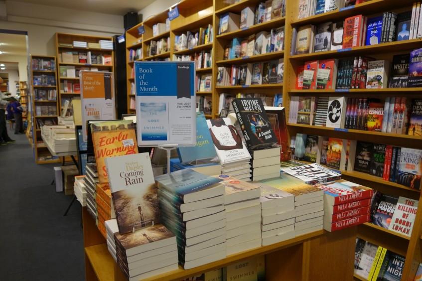 Book at Readings Malvern.JPG